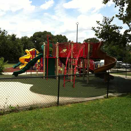 Photo of Francis Playground in West End, Washington D.C.