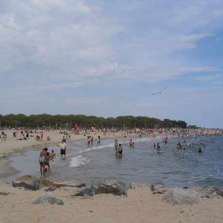 Photo of Manhattan Beach Swimming in Manhattan Beach, New York