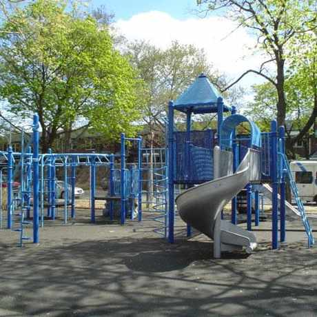 Photo of Bill Brown Memorial Playground in Sheepshead Bay, New York
