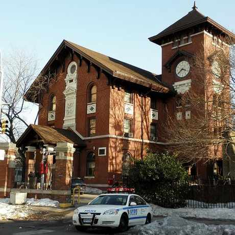 Photo of NYPD 52nd Precinct in Norwood, New York