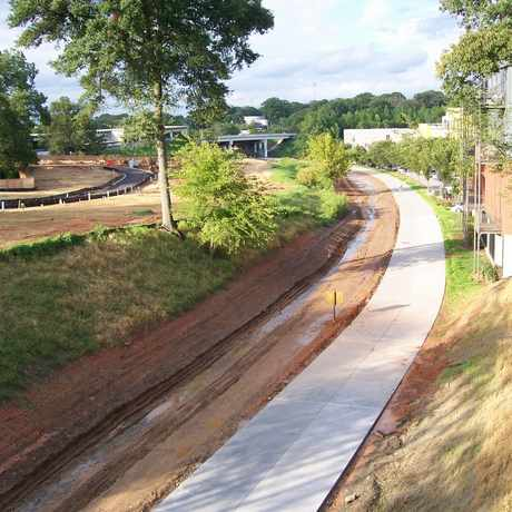Photo of Beltline Rail Trail in Old Fourth Ward, Atlanta