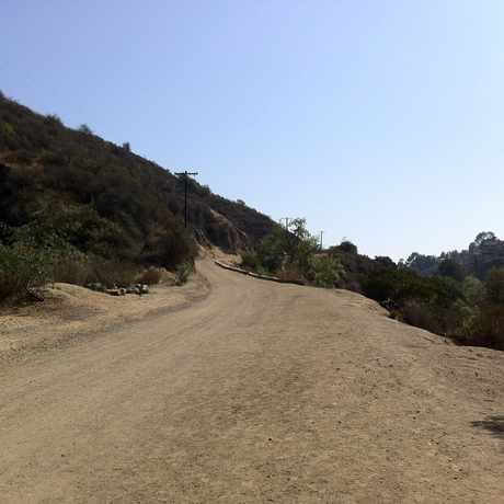 Photo of Bronson Canyon-Griffith Park in Hollywood Hills, Los Angeles