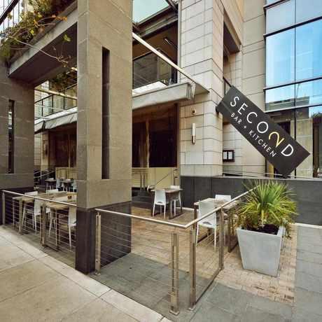Second Bar Kitchen Austin Tx