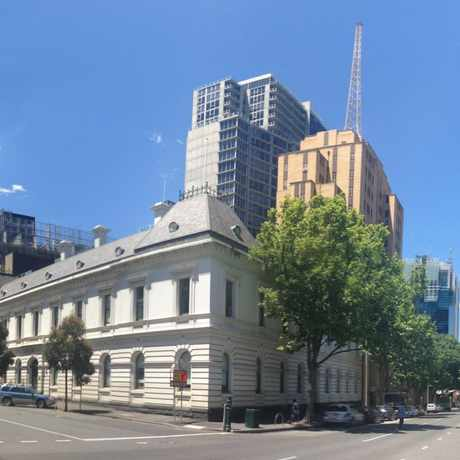 Photo of Concept Blue Apartments in Melbourne