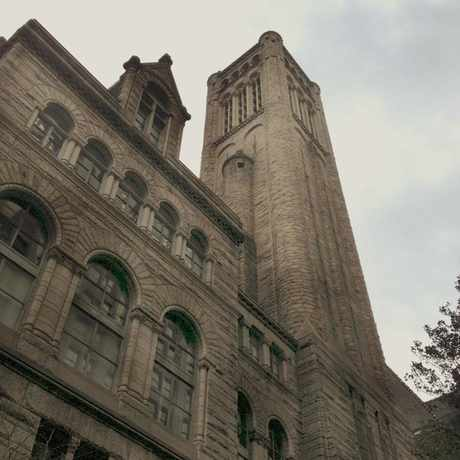 Photo of Allegheny County Courthouse in Central Business District, Pittsburgh