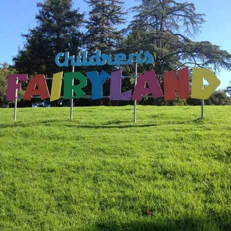Photo of Fairyland in Lake Merritt, Oakland