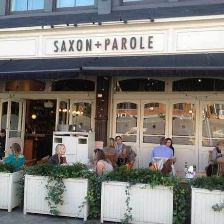 Photo of Saxon + Parole in East Village, New York