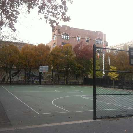 Photo of Fred Samuel Playground in Harlem, New York