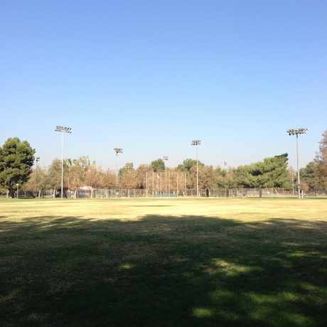 Photo of Softball Field At Yorba Regional Park in Northeast Anaheim, Anaheim