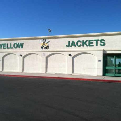 Photo of Palo Verde High School in Blythe