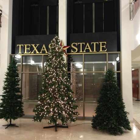 Photo of Texas State University in Round Rock