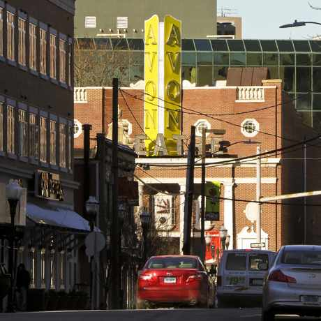 Photo of Avon Theatre Film Center in Downtown, Stamford