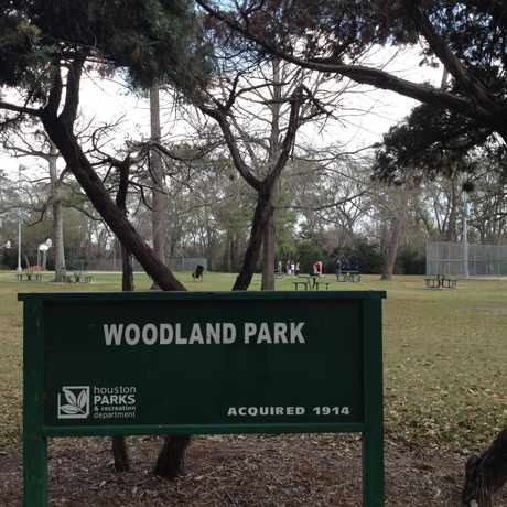 Photo of Woodland Park in Greater Heights, Houston