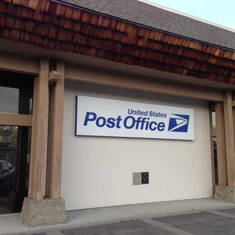 Photo of Post office in West San Jose, San Jose