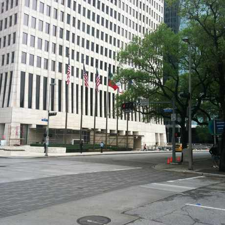 Photo of SMITH ST @ WALKER ST in Downtown, Houston