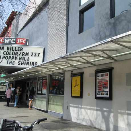 Photo of IFC Center in Greenwich Village, New York