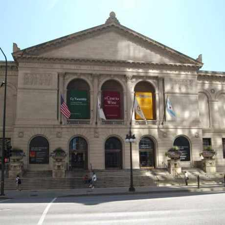 Photo of The Art Institute of Chicago in The Loop, Chicago