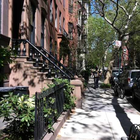 Photo of Sunny Studio On Perry St In West Village - Zero BR in West Village, New York