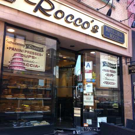 Photo of Pasticceria Rocco in Greenwich Village, New York