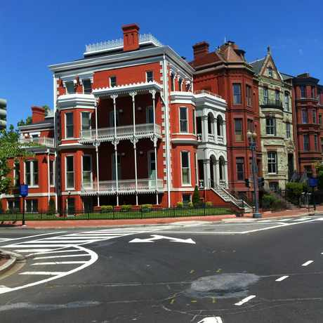 Photo of Logan Circle in Logan Circle, Washington D.C.