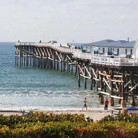 Photo of Pacific Beach Boardwalk in Pacific Beach, San Diego