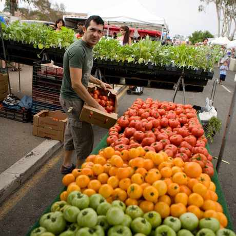 Photo of Hillcrest Farmers Market in Hillcrest, San Diego