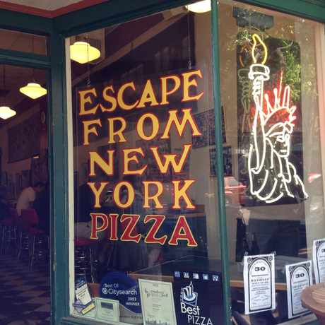 Photo of Escape From New York Pizza in Northwest, Portland