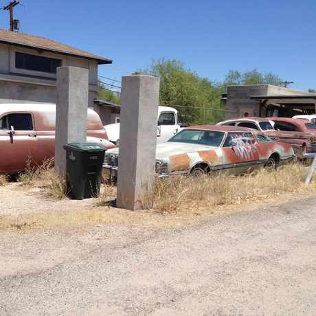 Photo of Wasteland Car Lot in Rincon Heights, Tucson
