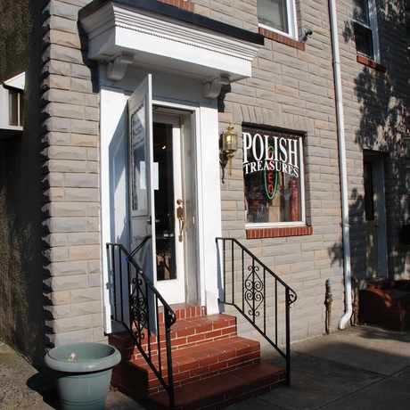 Photo of Polish Treasures, Outside View in Upper Fells Point, Baltimore