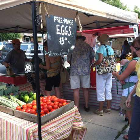 Photo of Clintonville Farmers' Market in Columbus