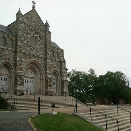 Photo of Nativity Catholic Church in Brightwood, Washington D.C.