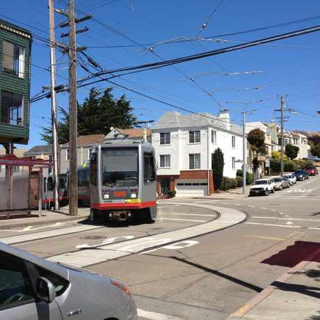 Photo of 15th Ave & Taraval St in Inner Parkside, San Francisco
