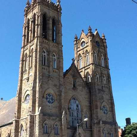 Photo of Immaculate Conception Church in Cleveland