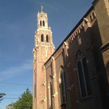 Photo of St Andrew Catholic Church in King, Portland