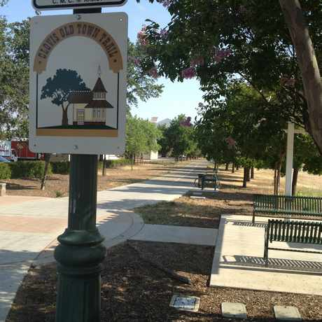 Photo of Clovis Old Town Trail in Clovis