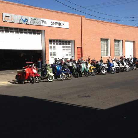 Photo of Two Wheel Drive Inc in Sycamore, Albuquerque