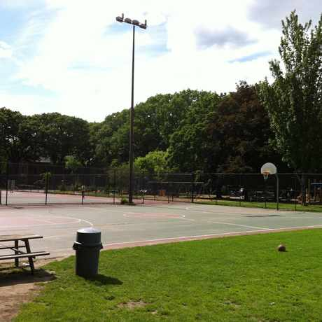 Photo of Jean B Waldstein Courts in Brookline