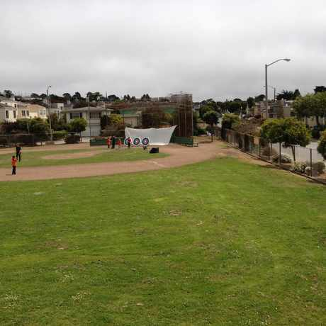 Photo of Junipero Serra Playground in Lakeside, San Francisco