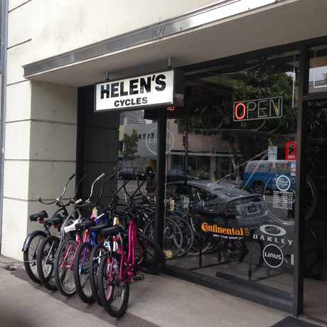 Photo of Helen's Cycles in Westwood, Los Angeles