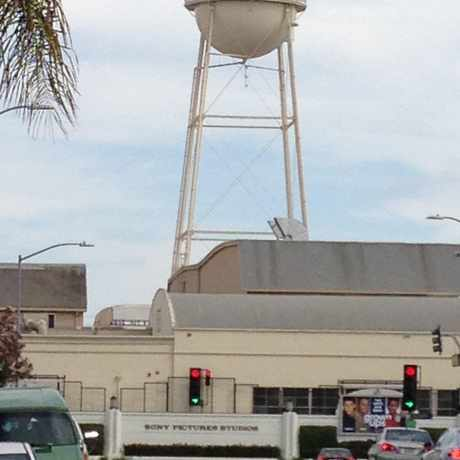 Photo of Sony Pictures Studios in Palms, Los Angeles