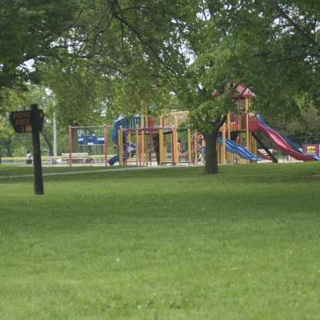 Photo of Hillside Carver Playground in Milwaukee