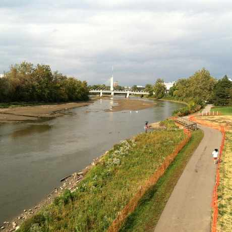 Photo of Olentangy River Greenway in The Ohio State University, Columbus