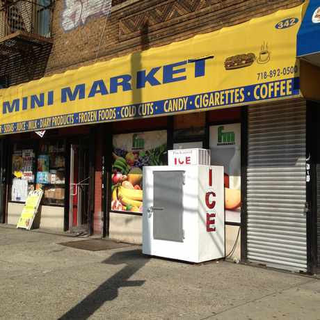 Photo of Mini Market in West Farms, New York