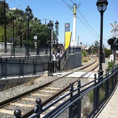 Photo of Southwest Museum Metro Station in Mount Washington, Los Angeles