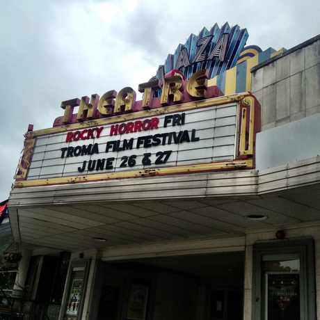 Photo of Plaza Theatre in Poncey-Highland, Atlanta