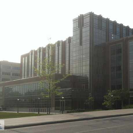 Photo of Marquette University Engineering Hall in Marquette, Milwaukee