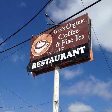 Photo of Geo's Organic Coffee And Tea in Del Rey, Los Angeles