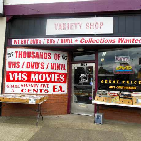 Photo of Variety Shop 4932 SE Foster Portland, Oregon 97206 in Creston/Kenilworth, Portland