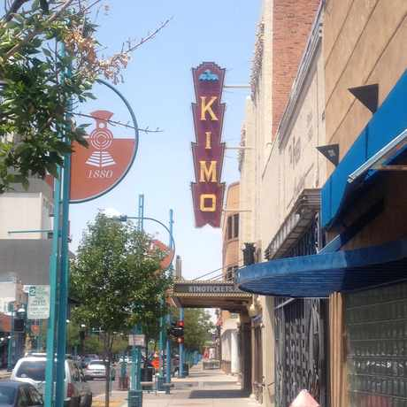 Photo of Kimo Theatre in Downtown, Albuquerque