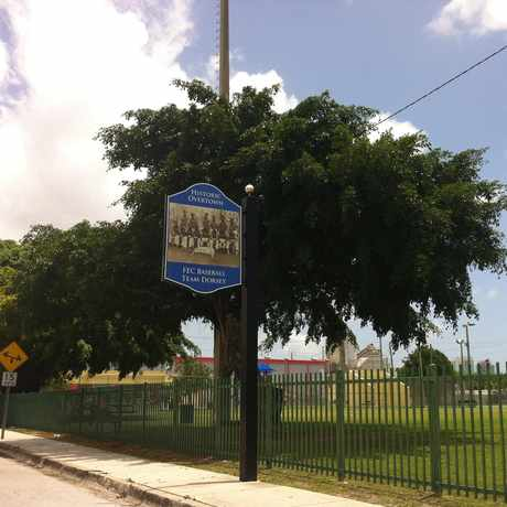 Photo of Dorsey Park in Miami